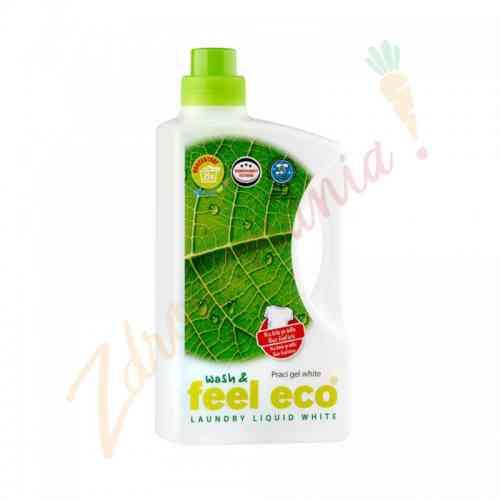 Żel do prania białych tkanin 1,5 l, Feel Eco