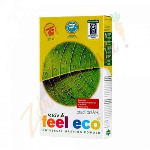 Uniwersalny, ekologiczny proszek do prania 600 g, Feel Eco