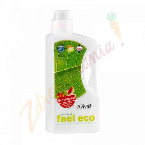 Ekologiczny płyn zmiękczający do tkanin o zapachu owocowym 1 l, Feel Eco