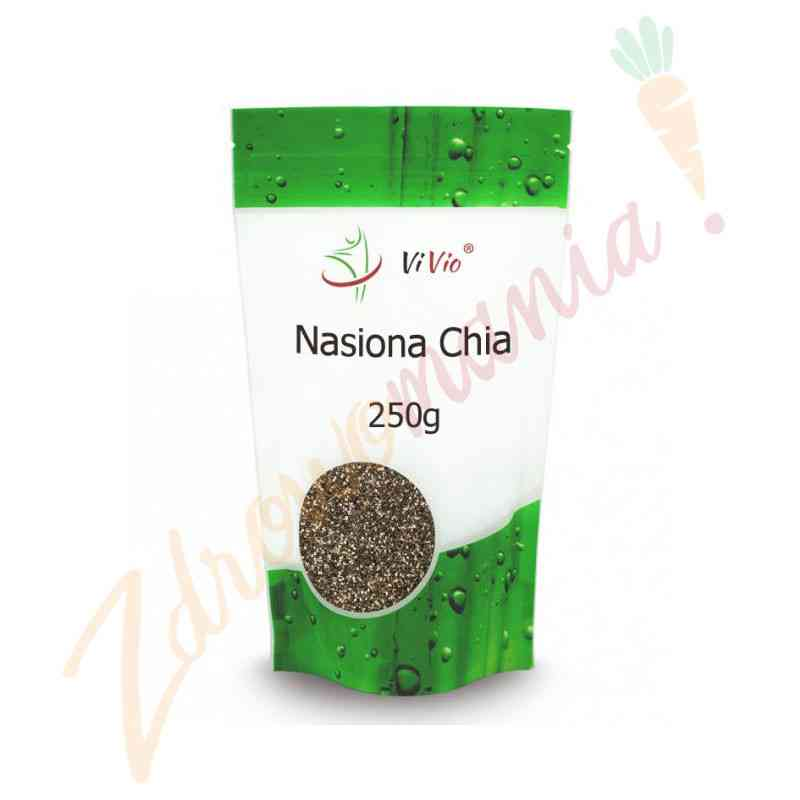 Chia nasiona szałwi hiszpańskiej 250 g Vivio