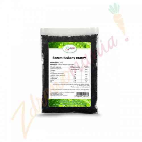 Sezam czarny 100 g Vivio