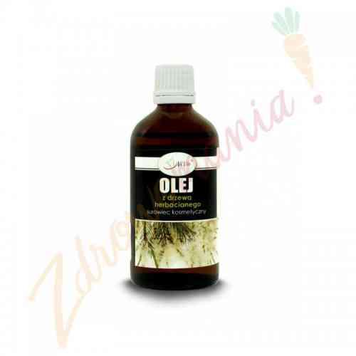 Olej z drzewa herbacianego esencja 25 ml Vivio