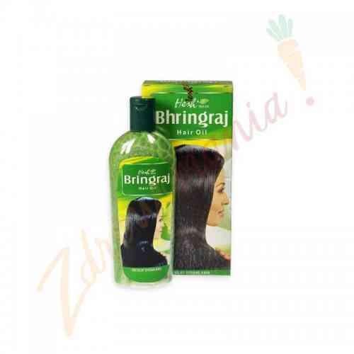 Olejek do włosów Bhringraj 200ml Hesh