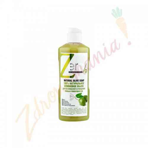 100% naturalne mydło z olejkiem z drzewa herbacianego do czyszczenia różnych powierzchni 500 ml, ZERO