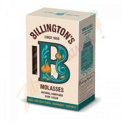 Cukier trzcinowy z melasami NIERAFINOWANY 500 g Billington's