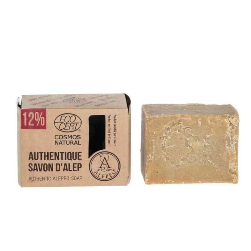 Tradycyjne mydło Aleppo 12% oleju laurowego 200 g Alepeo