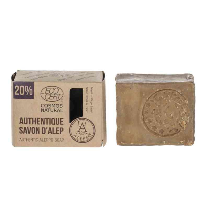 Tradycyjne mydło Aleppo 20% oleju laurowego 200 g Alepeo